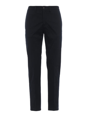 Moncler Slim Fit High Waisted Trousers