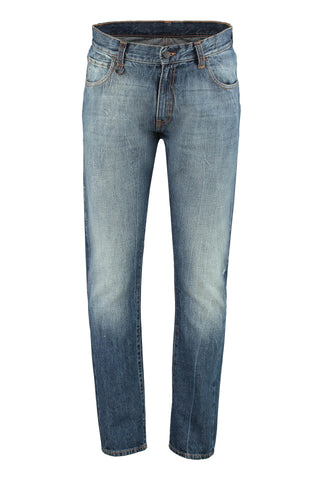 Moncler X Fragment Stone Wash Jeans