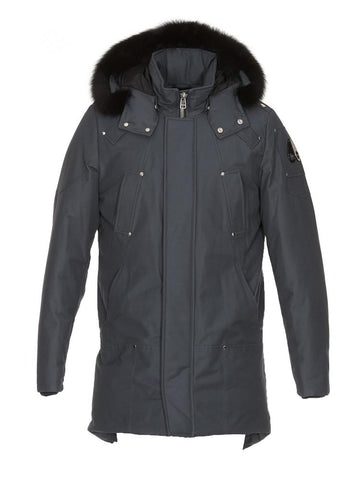 Moose Knuckles Hooded Coat