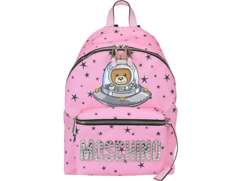 Moschino UFO Teddy Backpack