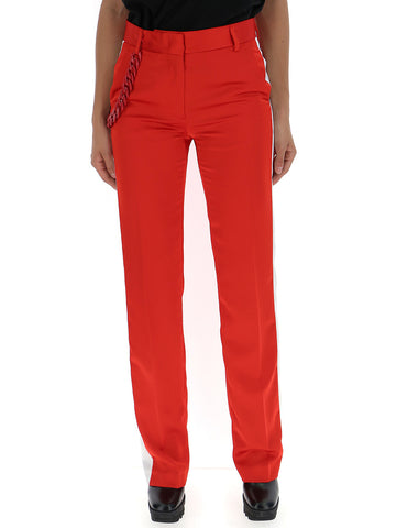 MSGM Side Stripe Pants