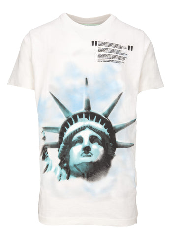 Off-White Statue Of Liberty T-Shirt