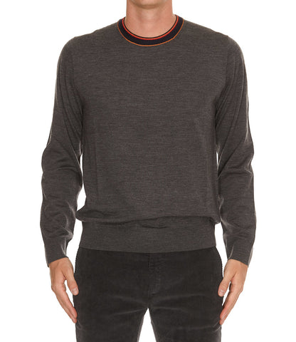 Paul Smith Crewneck Embroidered Sweater