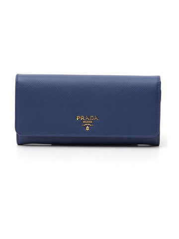 Prada Saffiano Folding Wallet