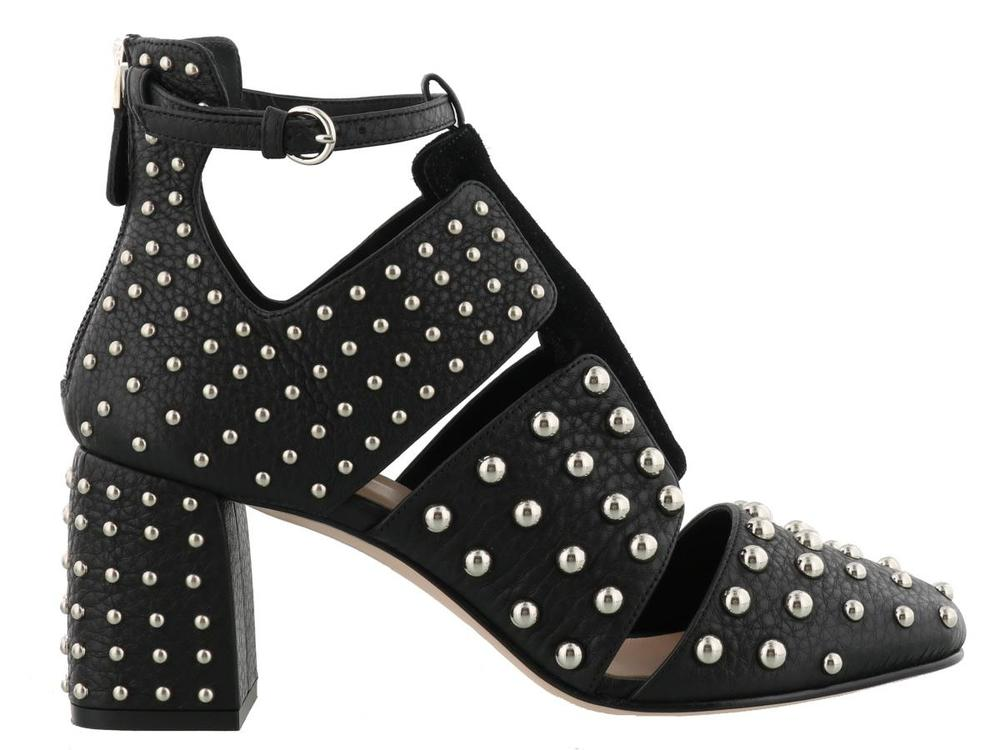 79e7712ab29 Red Valentino Studded Ankle Boots – Cettire