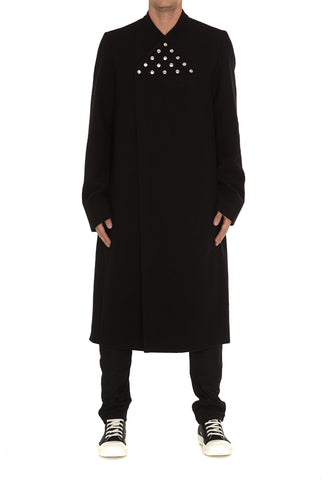 Rick Owens Wrap Flag Coat