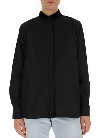 Sacai Sheer Detail Shirt