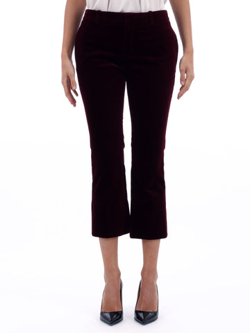 Saint Laurent Cropped Pants