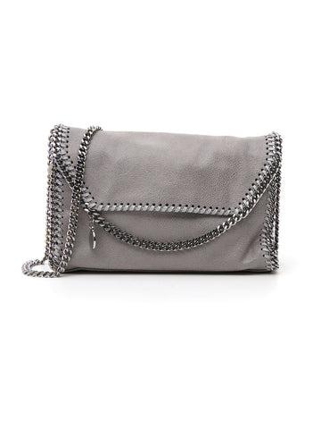 96b379dcddc7 Stella McCartney Falabella Foldover Shoulder Bag