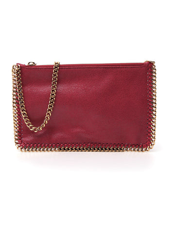 74c51cbb8559 Stella McCartney Falabella Chain Strap Clutch Bag