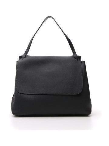 The Row Fold-Over Tote Bag