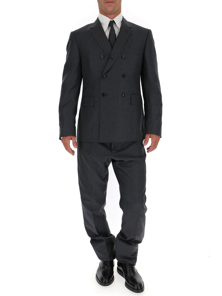 THOM BROWNE DOUBLE BREASTED SUIT