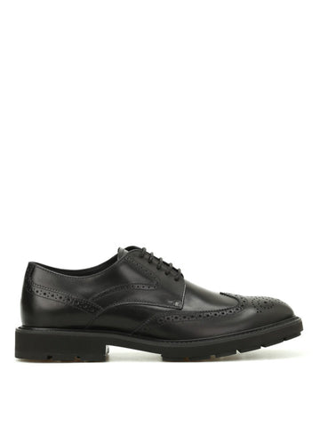 Tod's Brogue Derby Shoes