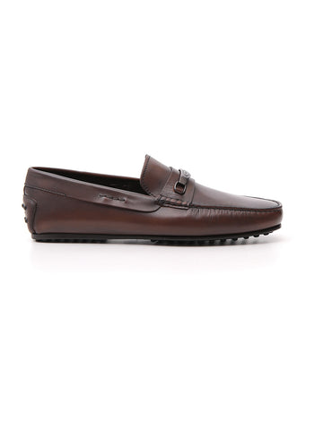Tod's Classic Logo Loafers