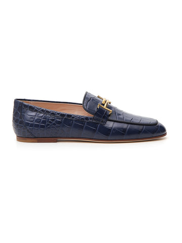 Tod's Crocodile Effect Loafer