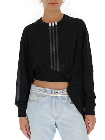 Y-3 Cropped Jumper