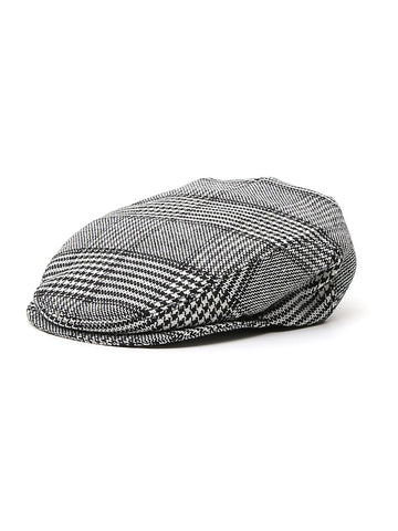 Dolce & Gabbana Houndstooth Check Beret