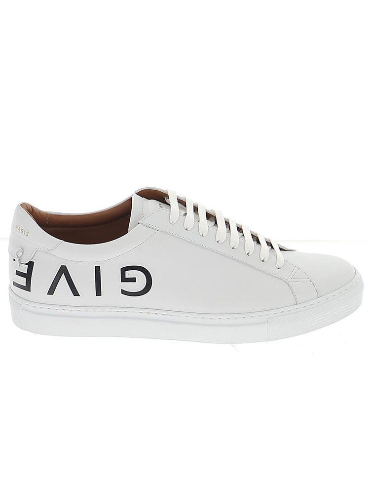 Givenchy Shoes GIVENCHY REVERSE LOGO LOW