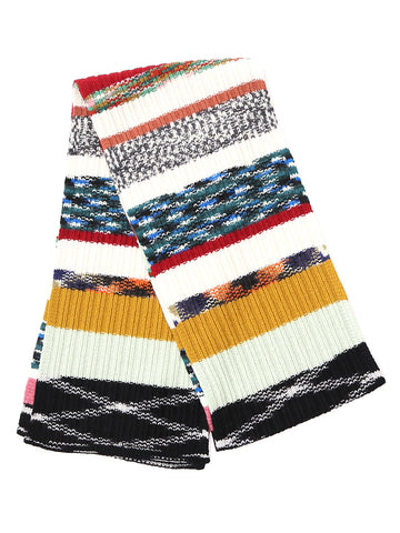 Missoni Contrasting Panelled Scarf