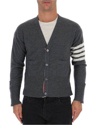 Thom Browne Four Bar Cardigan
