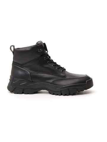 Tod's Panelled Combat Boots