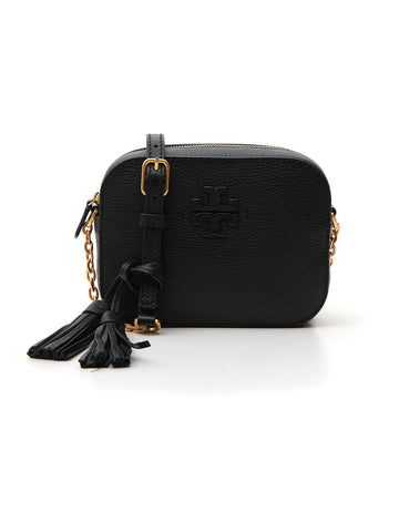 Tory Burch McGraw Logo Camera Bag