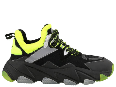 Ash Energy Fluo Lace Up Model