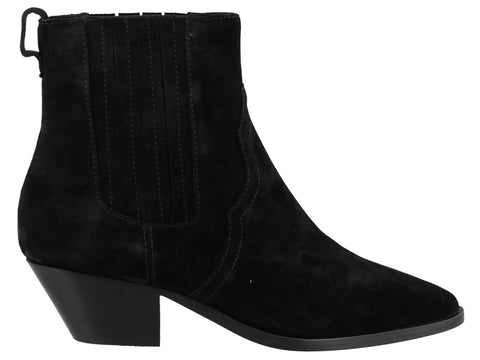 Ash Future Pointed Toe Ankle Boots