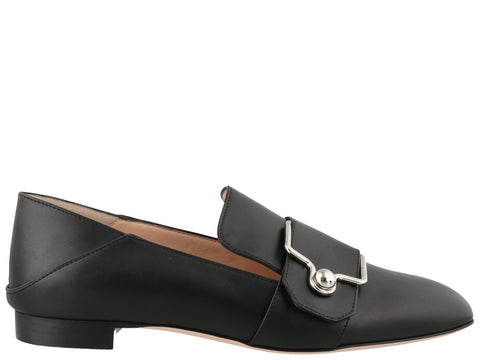 Bally Maelle Buckle Loafers