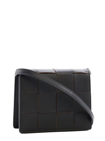 Bottega Veneta Woven Mini Crossbody Bag
