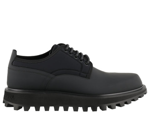 Dolce & Gabbana Lace Up Derby Shoes