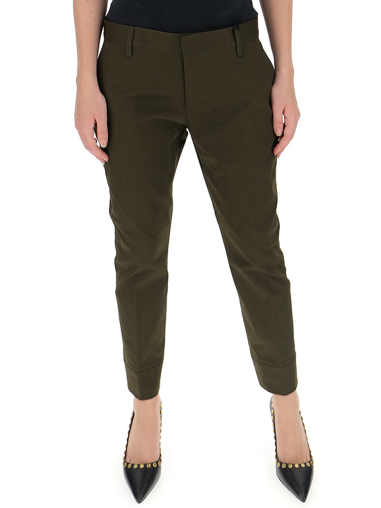Dsquared2 Pants DSQUARED2 CROPPED PANTS