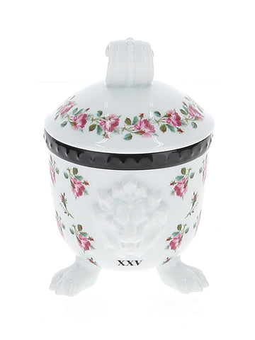 Gucci Mehen Rose Printed Lion Candle
