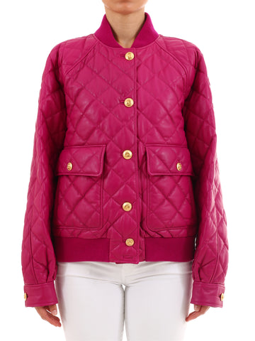 Gucci Quilted Bomber Jacket
