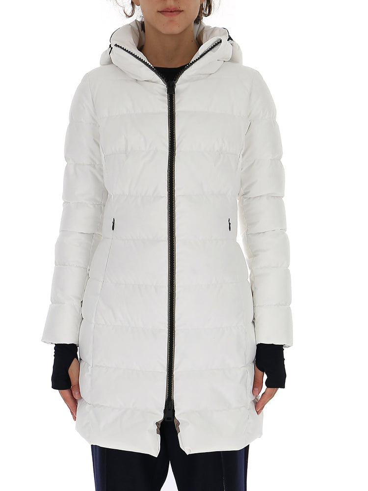 Herno Coats HERNO HOODED DOWN COAT