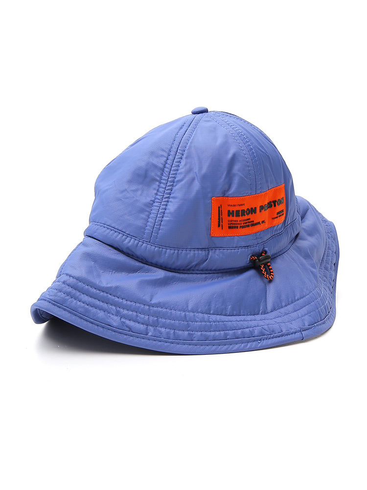 Heron Preston Hats HERON PRESTON LOGO PATCH HAT