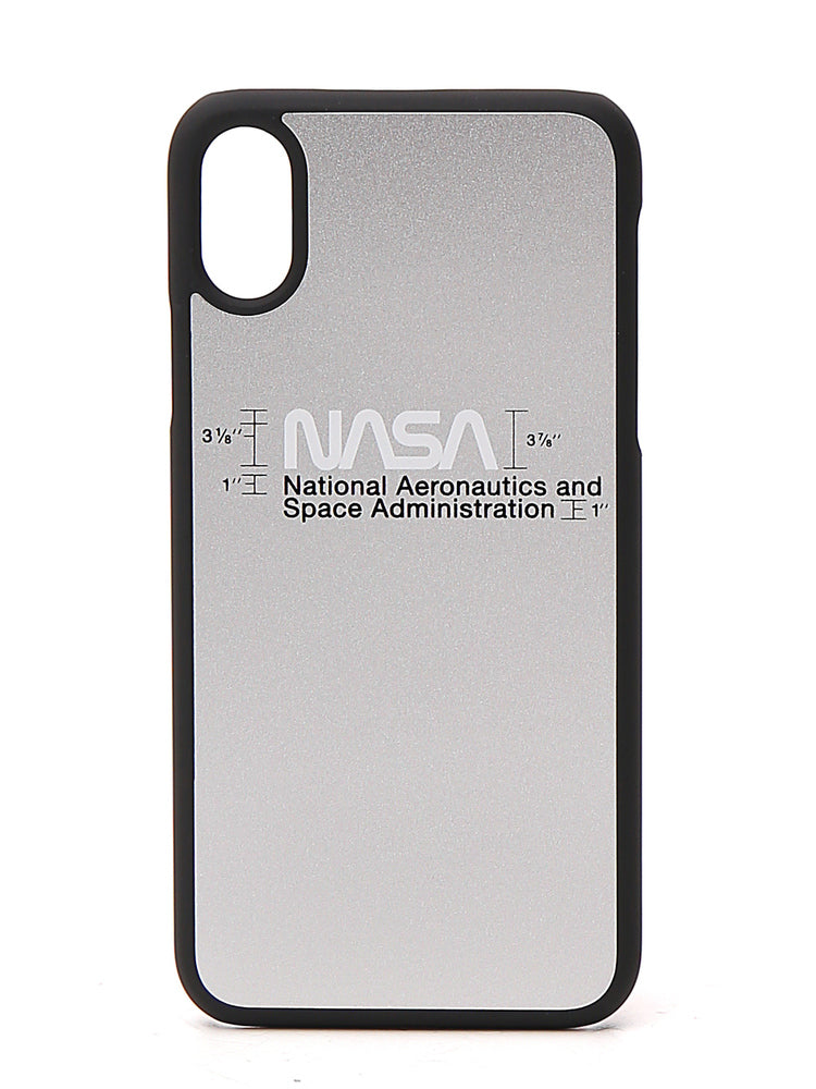 Heron Preston Cases HERON PRESTON NASA LOGO PRINT IPHONE XS CASE