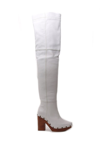 Jacquemus Sabot Knee-High Boots