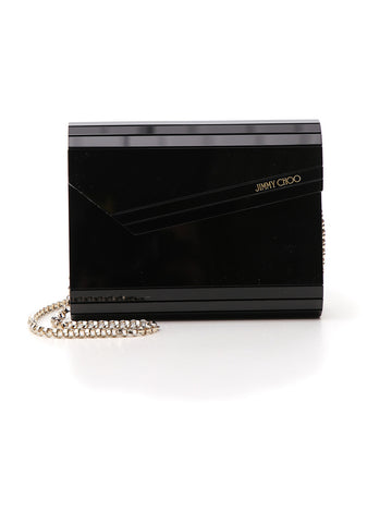 Jimmy Choo Candy Acrylic Clutch Bag