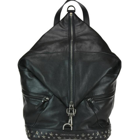 Jimmy Choo Fitzroy Zipped Backpack