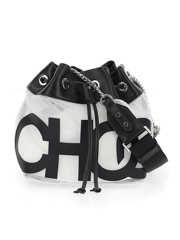 Jimmy Choo Junos Bucket Bag