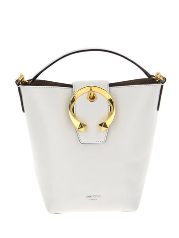 Jimmy Choo Madeline Bucket Bag