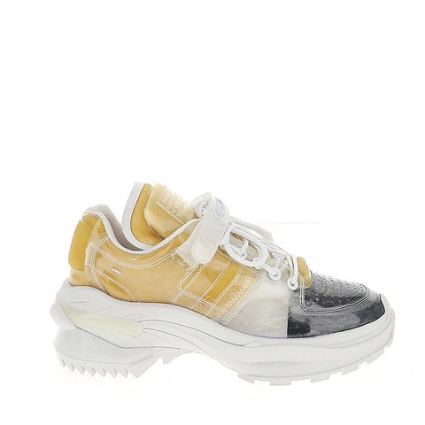 Maison Margiela Layered Transparent Sneakers