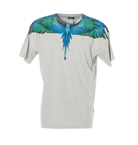 Marcelo Burlon County Of Milan Wings Printed T-Shirt
