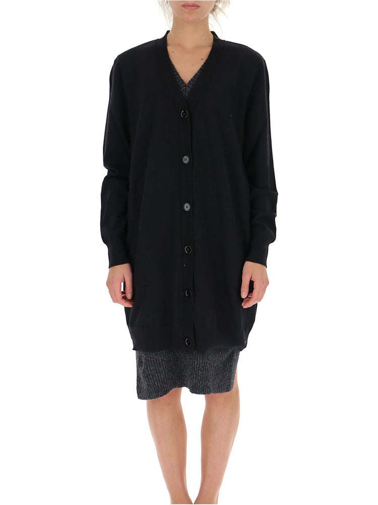 Mm6 Maison Margiela Tops MM6 MAISON MARGIELA LAYERED BUTTON