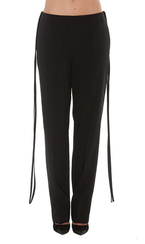 Mm6 Maison Margiela Classic Straight Trousers