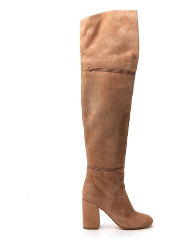 Margiela Over The Knee Boots