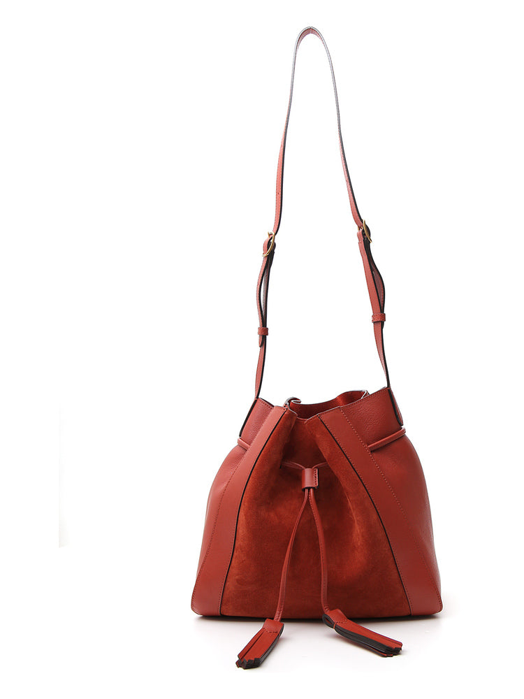 Mulberry Totes MULBERRY MILLIE TASSEL TOTE BAG