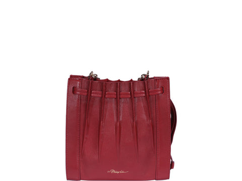 3.1 Phillip Lim Florence Mini Pleated Drawstring Tote Bag