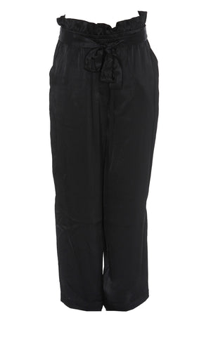 3.1 Phillip Lim Bow Belted Wide Leg Pants